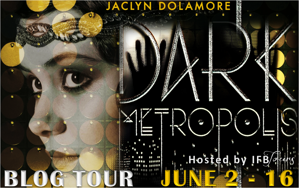 Dark Metropolis Blog Tour: Book Blitz & Giveaway