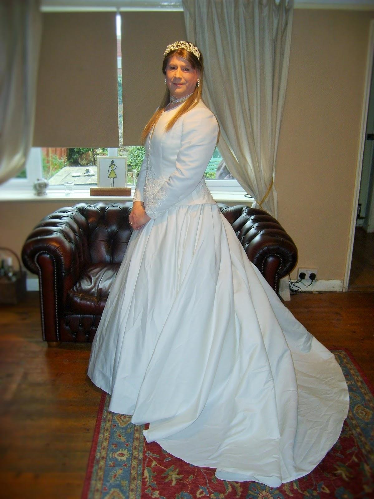 Just Helens world: dream dress