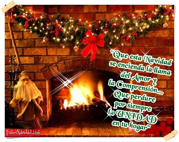 La vida es bella en navidad, paisajes navideños con frases