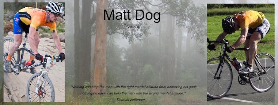 Matt Dog Training