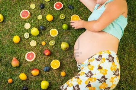 Pregnant Fruit