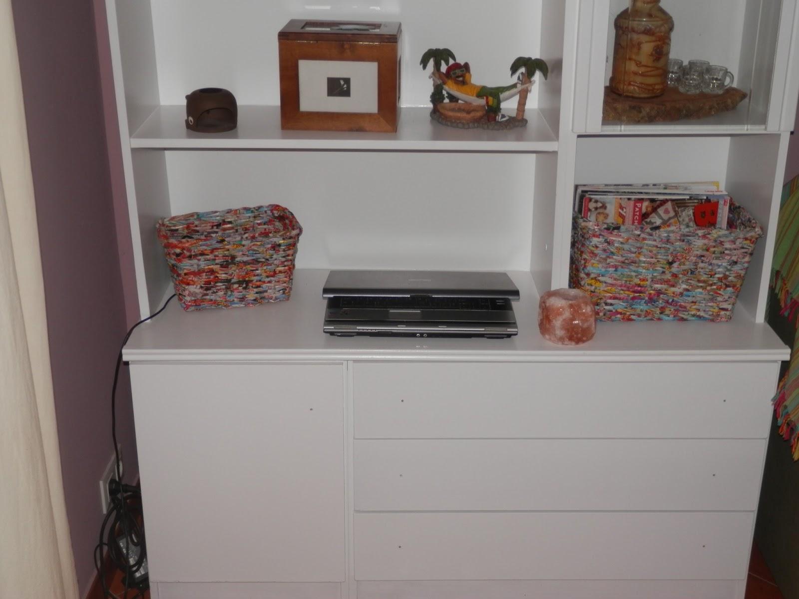 Aprovechando pintar mueble de melamina - Transformar un mueble ...