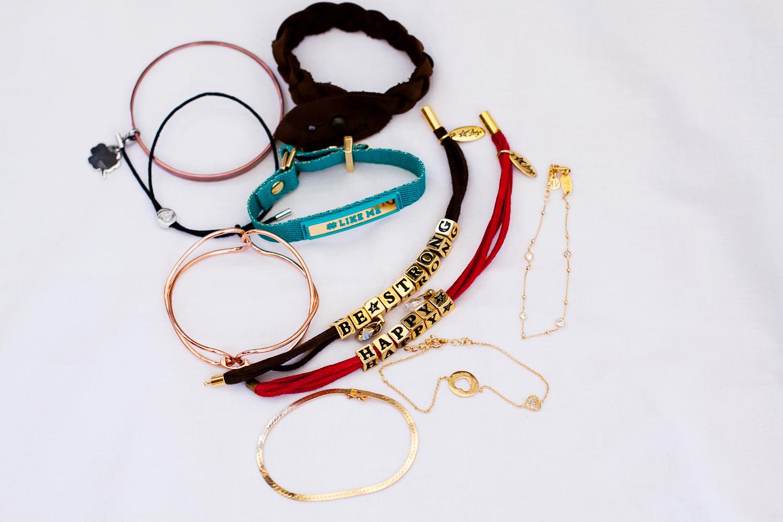 minimalistyczne bransoletki kolekcja YES Verona Nomination