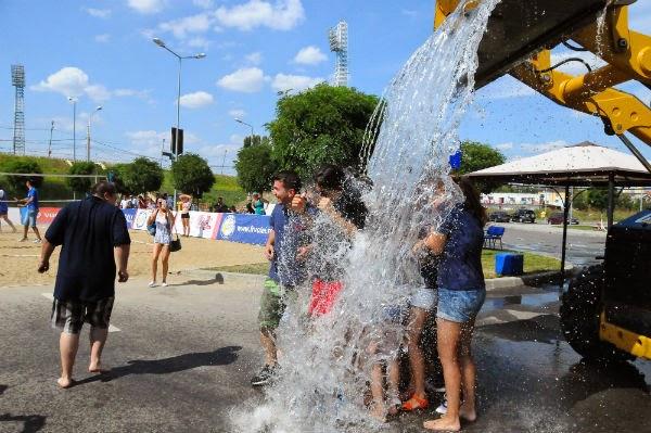 Ice Bucket Challenge oltenesc