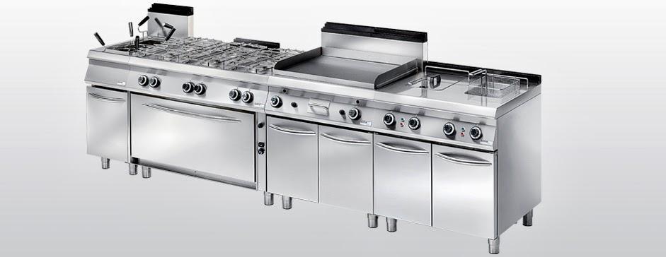 Cucine industriale cucine industriale with cucine industriale amazing cucine industriali - Cucine in acciaio per casa ...