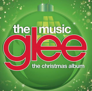 Glee Cast - Blue Christmas