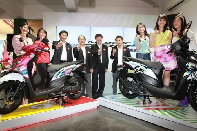 Honda Beri Penyegaran BeAT POP eSP - Biar Segar Hadapi Tahun Baru
