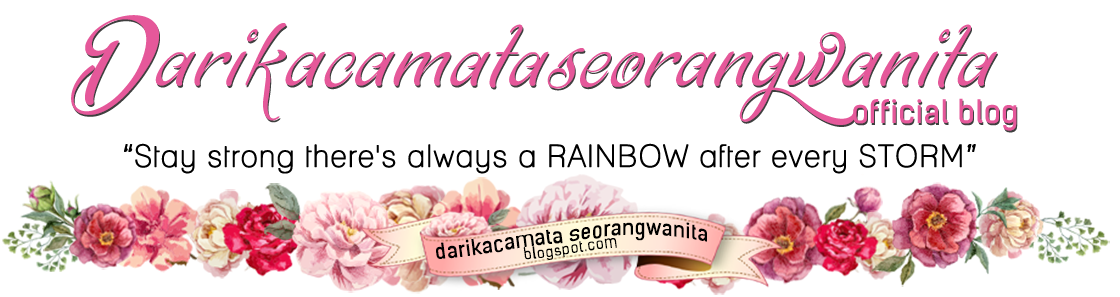 Dari Kacamata Seorang Wanita Official Blog