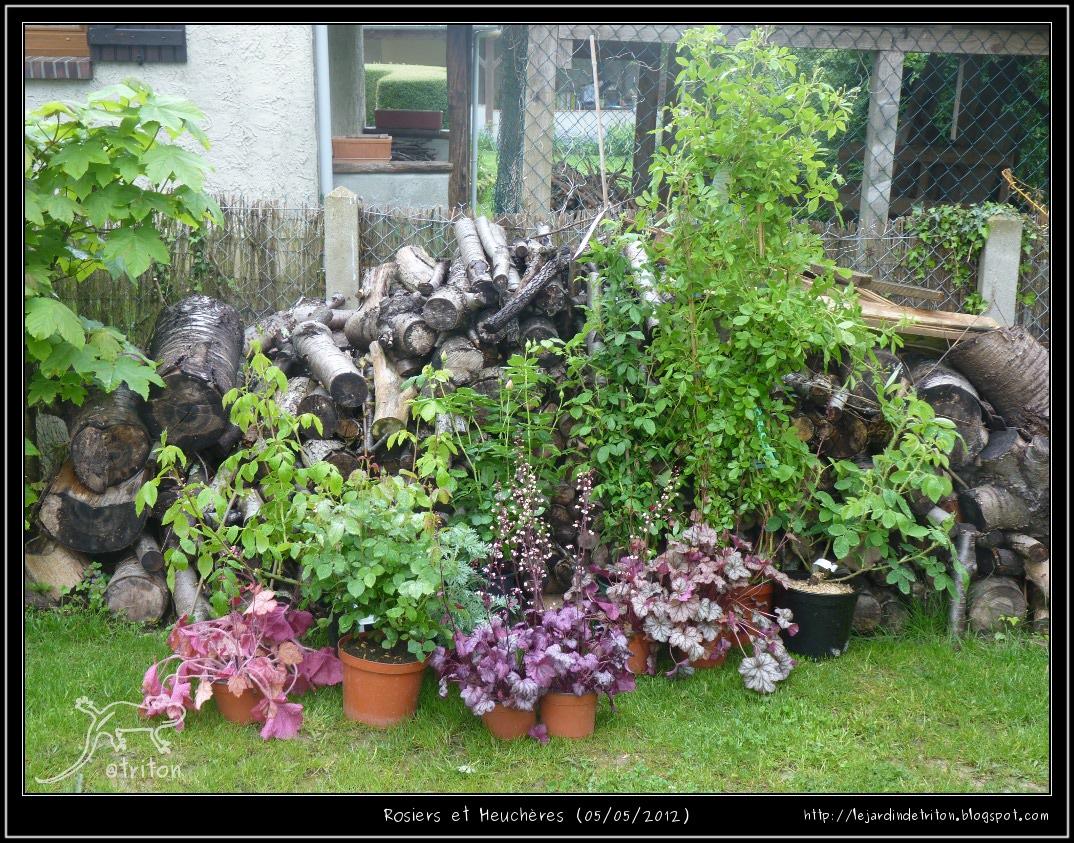 Le jardin de triton petit tour au salon fleurs et jardins le vaudreuil 27 - Petit jardin vaudreuil ...