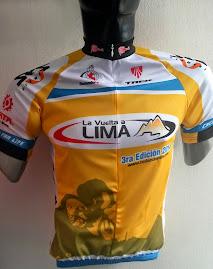 Jersey La Vuelta a Lima 2014