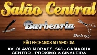 Salão Central Barbearia - Camaquã/RS