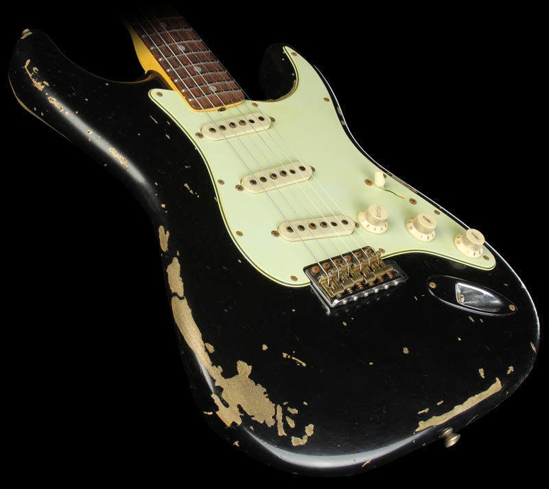 Fender Custom Shop Michael Landau Strat