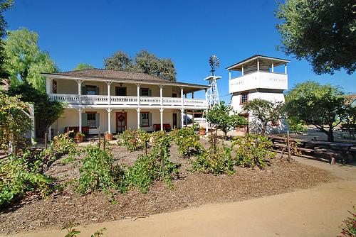 Lugares para visitar antes de morrer: Monterey's colonial adobe buildings