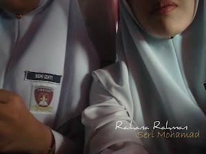 Amirah Izati & Seri Raihana
