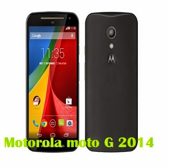 Motorola Moto G 2nd Generation