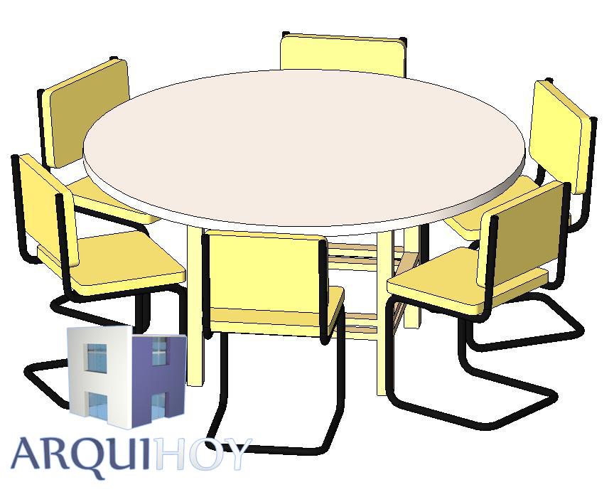 Familias de Mesas Tables collection ArquiHoy Revit : mesa86630 from arquihoy-revit.blogspot.pe size 864 x 692 jpeg 140kB