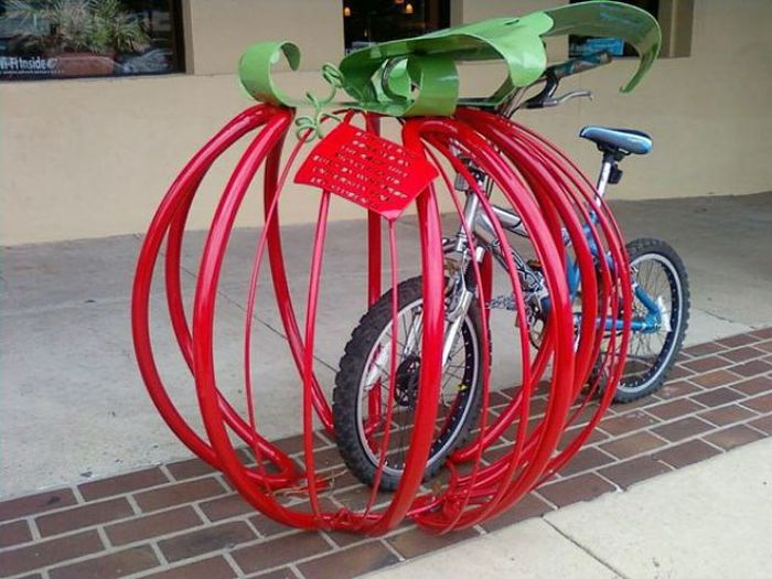 Pix Grove Creative Bike Racks