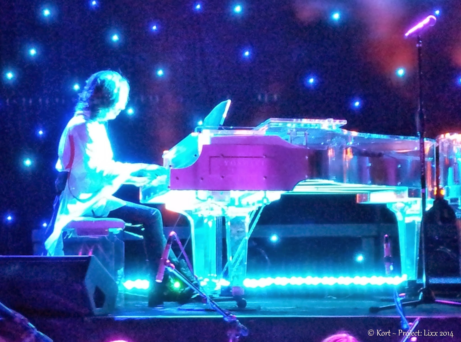 Live Report: Yoshiki at SXSW Festival March 14, 2014