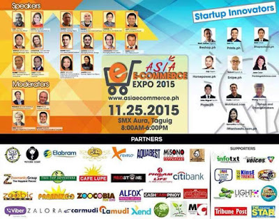 Register for Free Exhibition Guest Pass at Asia E- Commerce Expo 2015