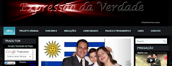 Conheça o Blog do Pr. Adriano Eduardo