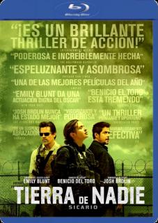 Tierra De Nadie: Sicario (2015)  Latino