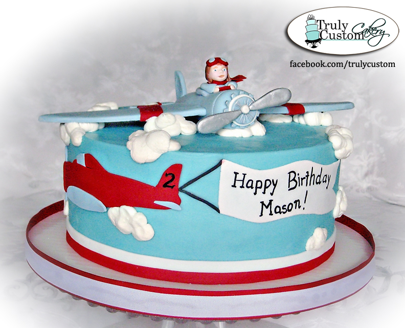 Images Of Plane Cake : Stacey s Sweet Shop - Truly Custom Cakery, LLC: A Plethora ...
