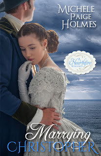 Heidi Reads... Marrying Christopher by Michele Paige Holmes