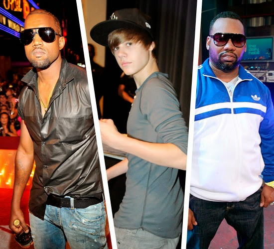 Justin Bieber feat Kanye West
