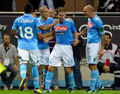 Internazionale Milan 0 - 3 Napoli (3)