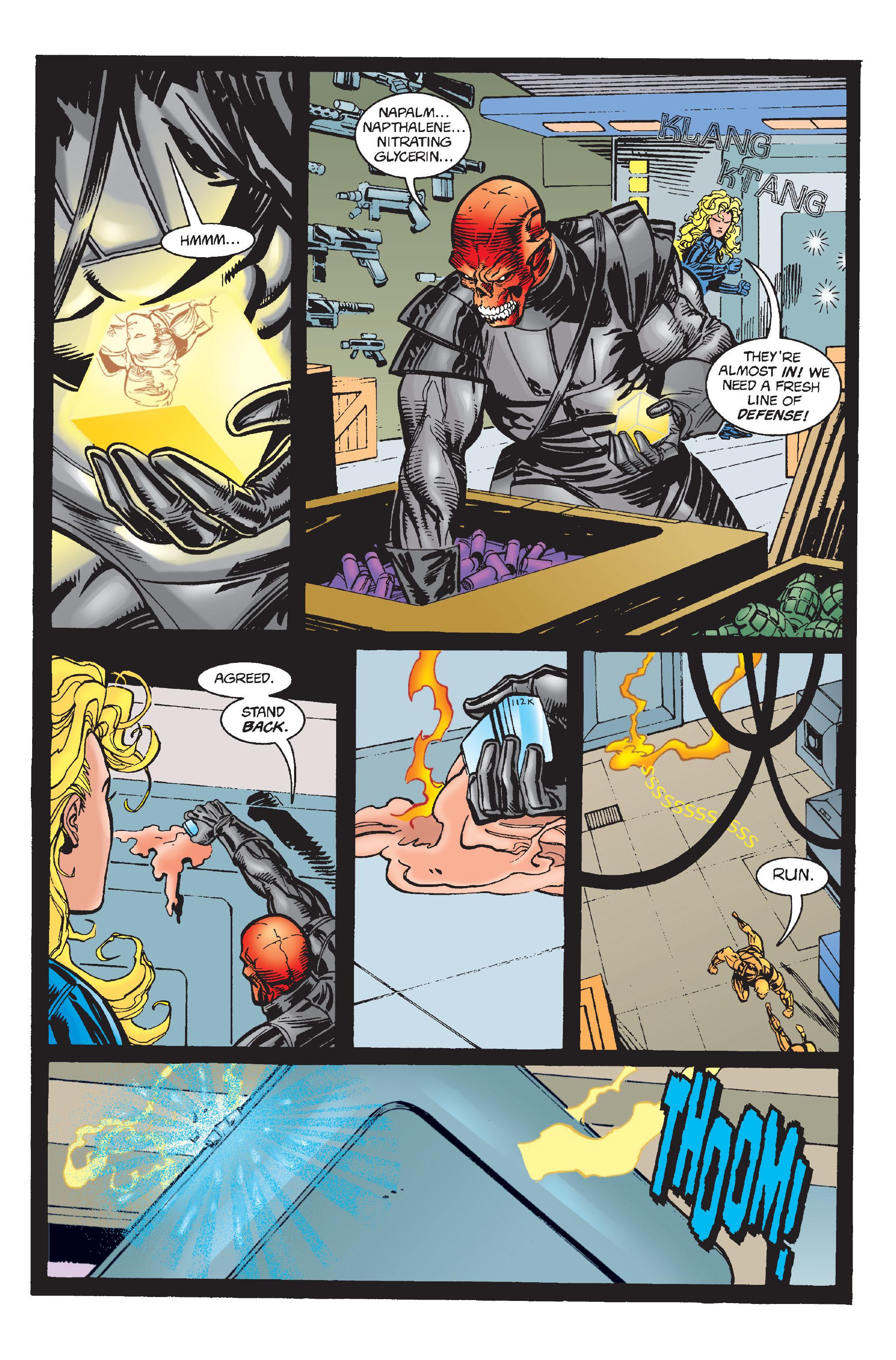Captain America (1968) Issue #448 #402 - English 11