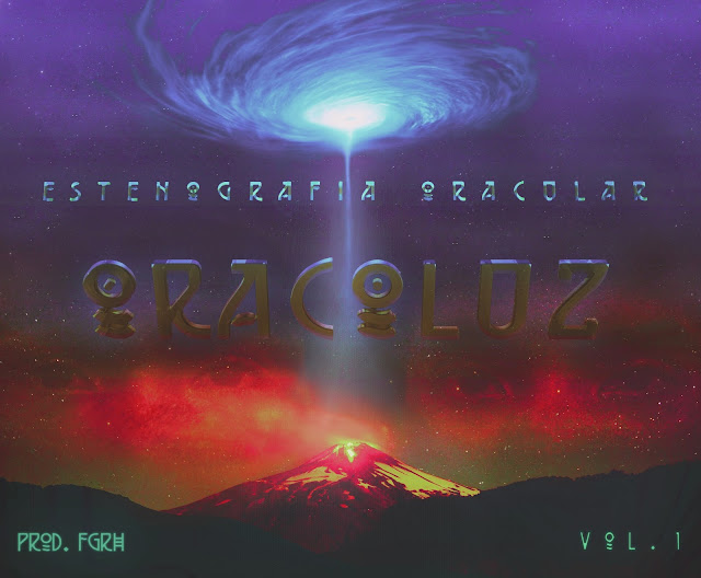 """Oracoluz lança o EP """"Estenografia oracular"""""""