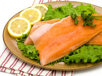 Salmon - sea food