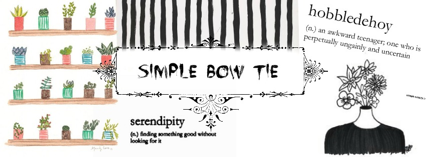 Simple Bow Tie