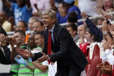 Arsenal 3 - 0 Bolton Wanderers (3)