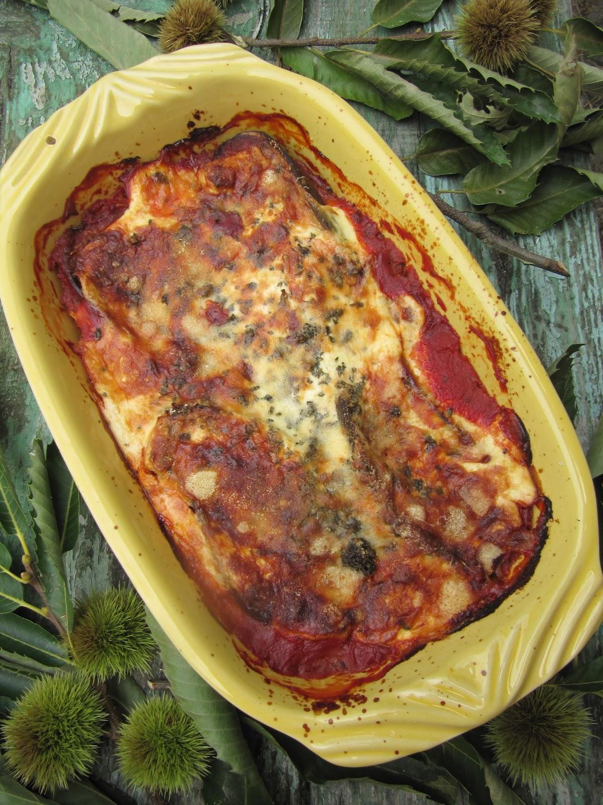 Ecras d'aubergine au cumin - recette iTerroir
