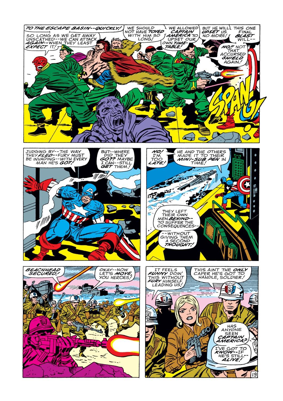 Captain America (1968) Issue #104 #18 - English 20