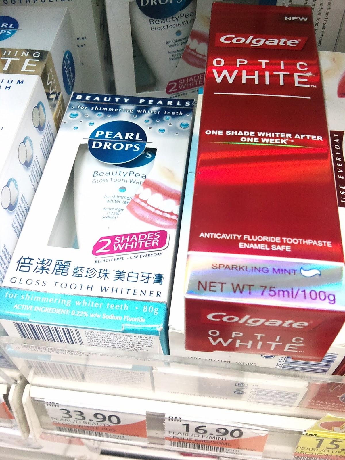 A Pale Berry Macam Mana Nak Putihkan Gigi Nah Try Ubat Putihkan
