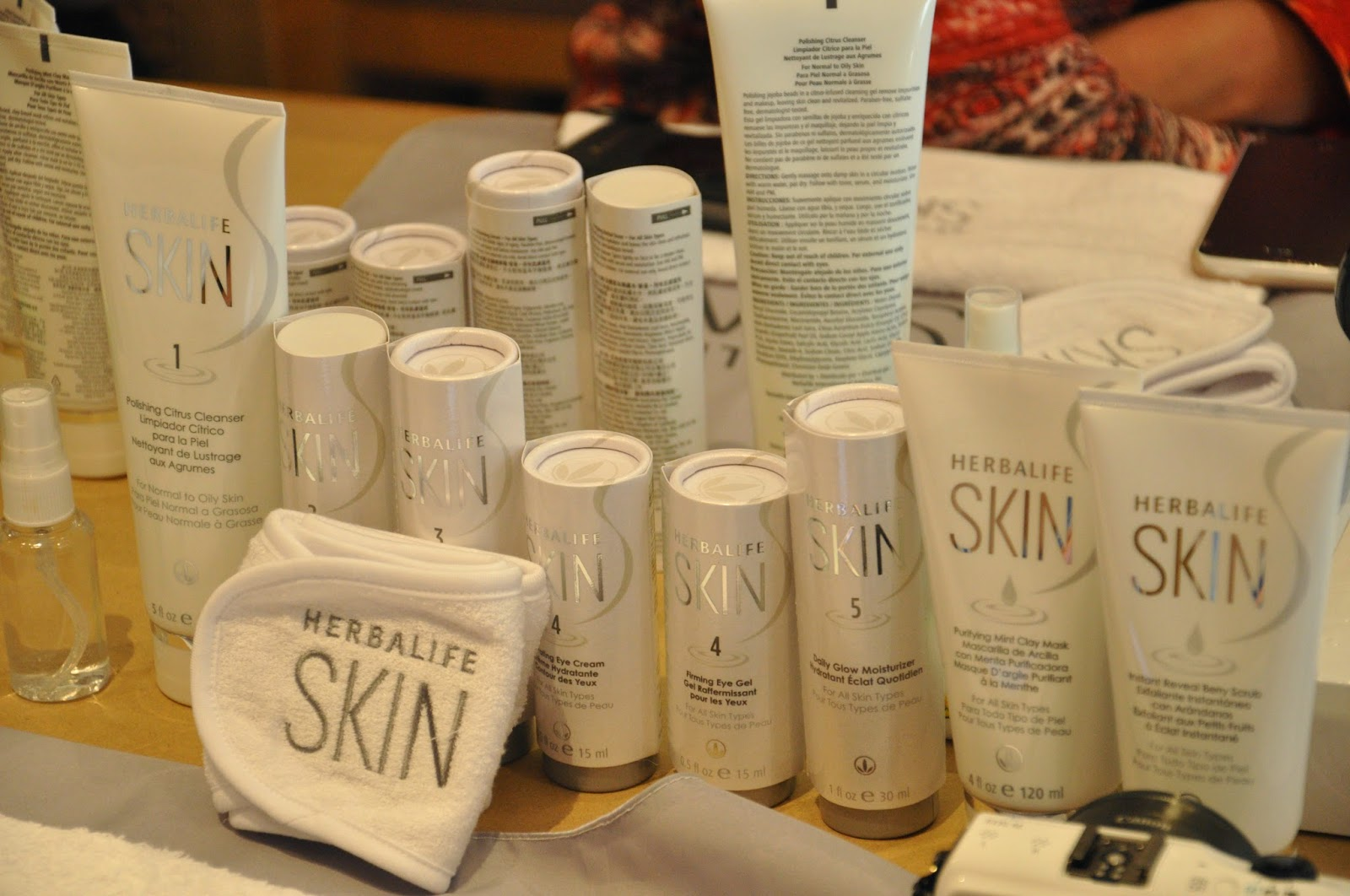 Care herbal life product skin - Herbalife Launches Herbalike Skin In The Philippines