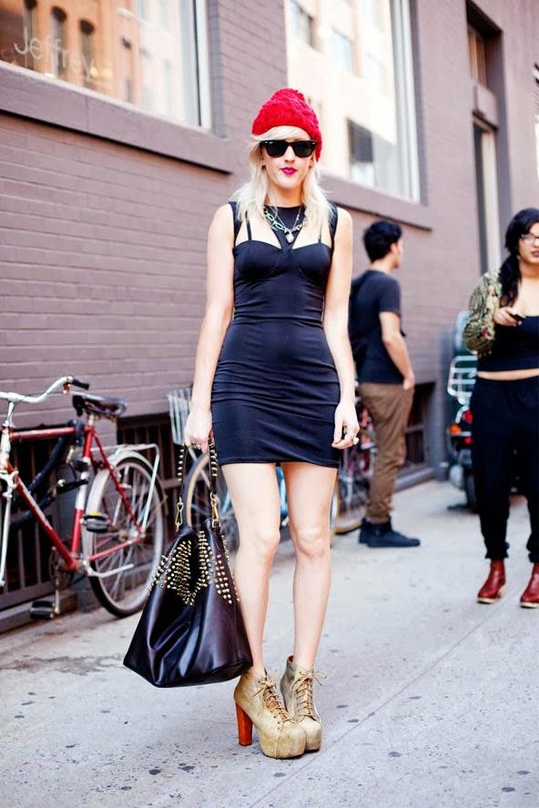 ellie goulding, style, fashion
