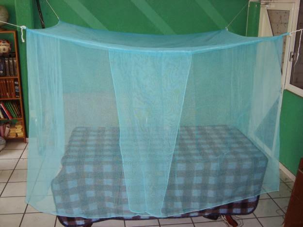 Venta de mosquiteros pabellones toldillos en diferentes for Mosquiteras para camas
