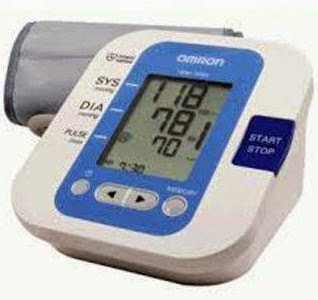 Omron Automatic Blood Monitor 7203 - Tensimeter