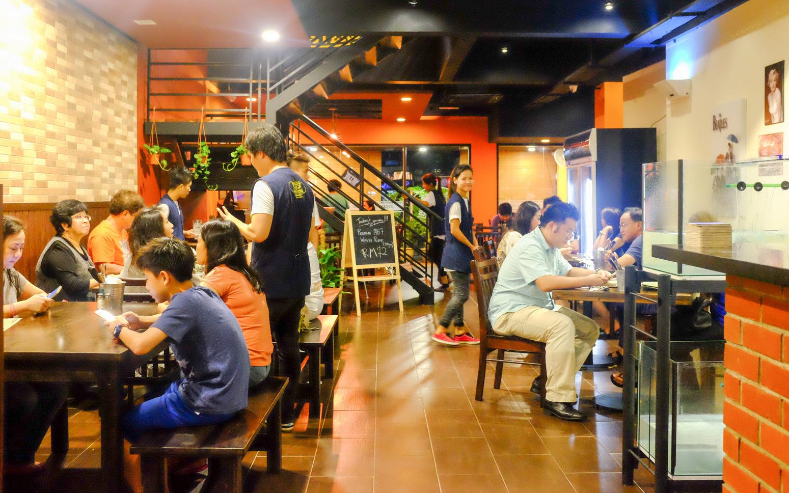 Eat Drink KL New Menu Steaks & Lobsters @ Desa Sri Hartamas ~ Backofen Restaurant Sri Hartamas