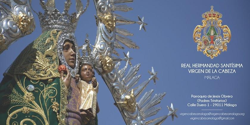 Real Hermandad Santísima Virgen de la Cabeza de Málaga