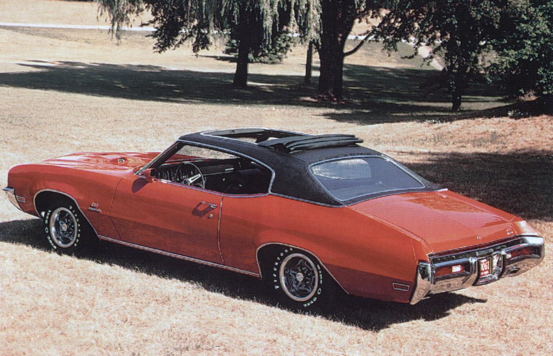 Phscollectorcarworld The Buick Sun Coupe Era 1972 1974