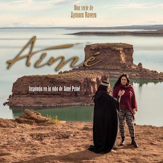 Aymará Rovera y Marite Berbel en rodaje AIME