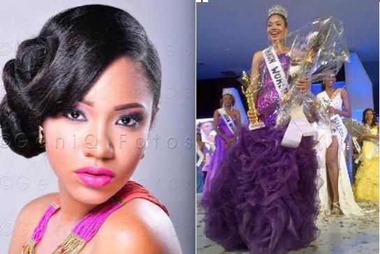 Nigeria's Most Beautiful 2013: Anna Banna