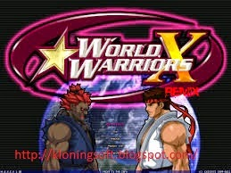 World Warriors X Free Download Full Version