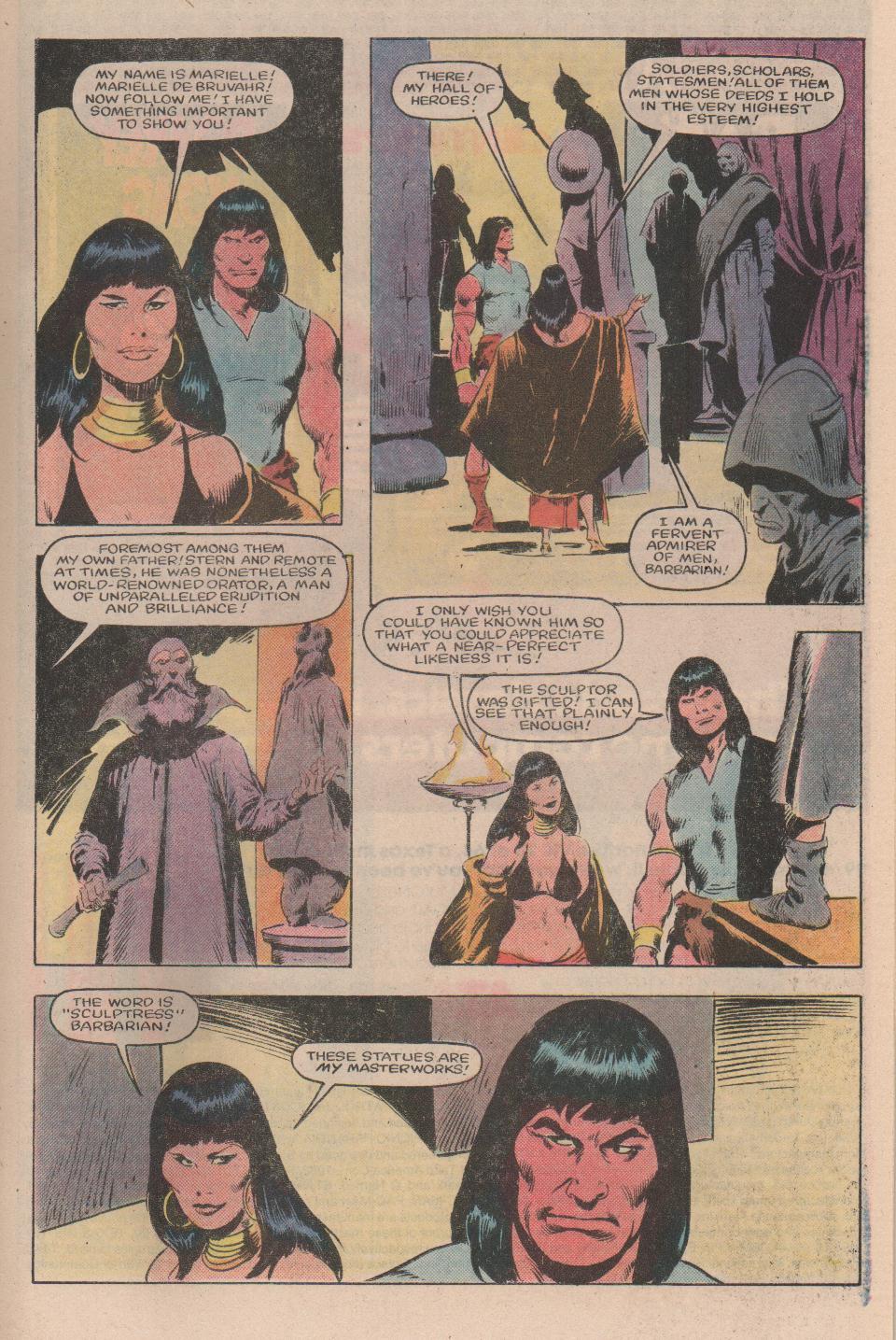 Conan the Barbarian (1970) Issue #159 #171 - English 8