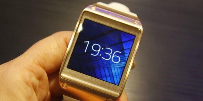 Samsung akan rilis jam tangan pintar dengan SIM Card