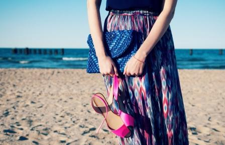 Stylish-Fashion-Beach-Look-Dress